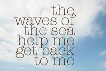 The beach / It's always the beach for me! So blessed to live at the beach!