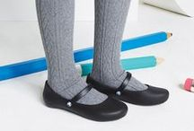 Back 2 School / Go back to school, I mean cool with the right (and left) attitude! http://goo.gl/jjh3o0 / by Crocs Europe