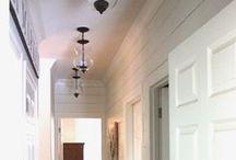 Hallways and Entryways