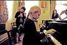 Música. Piano piano