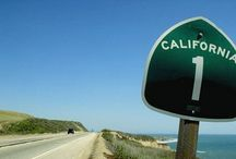 Road Trip Pacific Coast Highway / California Road Trip July 2015: 1250 miles. San Fran, Yosemite, Montarey, Carmel, Pismo, Santa Barbara, Malibu, Santa Monica, Anaheim, Las Vegas. Highway 1 - Awesome - Do it, Do it, DO IT!