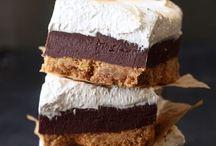 Recipes: Desserts / Cookies, candies, cupcakes, & cakes.