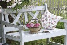 For the garden / A little extra in the garden