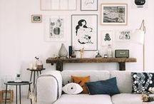 Interiors / Room makeovers, designs, ideas that inspire me #grillodesigns #interiorinspiration