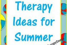 Education-Therapeutic Activities
