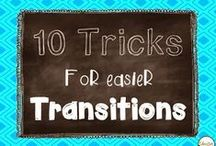 Education- Transition Tips