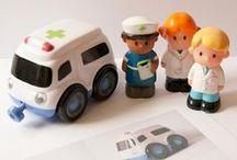 Parenting- Hospital Activities