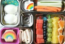 """Healthy Back-to-School Recipes / Ever wonder if a recipe is actually healthy for your child? Registered dietitians are here to help! These are their """"RD Approved"""" recipes to get you and your child through the school year!"""