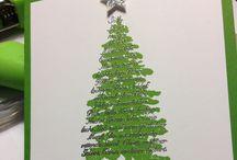 Weihnachten / Weihnachtskarten