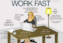 Productivity, Time Management / Productivity, effective working & thinking, time management, life hacks