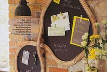 Chalkboard Ideas / All the chalkboard ideas in the world contained in one place!