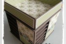 """Buchbinden - Schachteln, Boxen, Mappen & Co / Buchbinderein, die sich nicht als """"Buch"""" definieren lassen."""