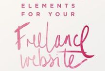Freelance / Tips for soul-connected creatives and freelancers on all things freelance: time and project management, defining your ideal client, pitching clients, useful apps, and lessons and advice on how to run a successful freelance business.