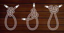 Knop & Stikk & Tau / #Knot #knots #rope Knots Nautichal Practical knots #marine #nautichal