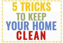 Cleaning - Organizing - Moving / Organizing ideas Cleaning tips, stain removing Moving tips Fixing things easy, mending
