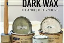 Painted Furniture / All the tips and tricks you need to know about painting furniture
