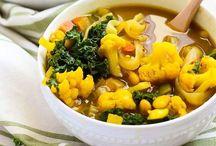 Food - Vegan Soups