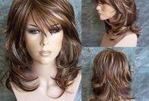 Hair / hair style,hair fashion,style of hair,wig