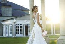 Wedding dresses i love !  / by Laura Cruz