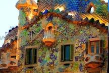 Art Architecture / Unusual, interesting architecture / by Julianne Terrell