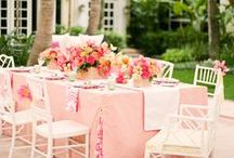 Pink Wedding Ideas / Pink Wedding Color Ideas & Inspiration