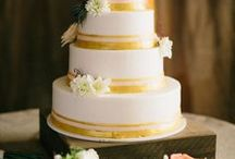 Wedding Cakes / Cutting the Cake is a sweet part of the night, enjoy it with these ideas & inspirations for designing and decorating your special dessert!