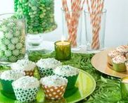 Green Wedding Ideas / Green eco-friendly wedding or a green theme party, use our Go Green inspiration board for ideas on decor!