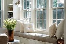 Dream Home: Nooks & Corners / by Leah Herbst
