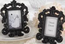 Black Color Wedding Ideas / Black Wedding Ideas for Black Color Wedding Themes