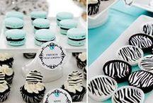 Zebra | Leopard | Safari Party Ideas / Zebra Print, Leopard Spots & Safari Wedding and Party Ideas