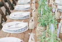 Eco-Friendly Wedding Ideas / Eco-Friendly Wedding Ideas