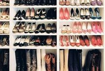 Dream Home: Epic Closets / by Leah Herbst
