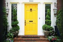 Dream Home: This Door Swings Both Ways! / by Leah Herbst
