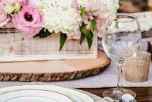 Rustic Wedding Ideas / Rustic Wedding Ideas