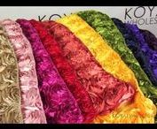 Koyal Wholesale DIY Videos Channel / Wedding and special event inspiration from the world's largest wedding and event supplies company. New product launches and DIY how-to videos. Join our community on YouTube to see all of our new DIY videos: http://www.youtube.com/koyalwholesalecom