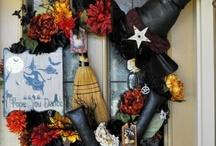 Fall & Halloween Primitives & Crafts Ideas