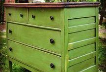 Furniture Makeover DIY