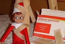 Elf On The Shelf Ideas ♡