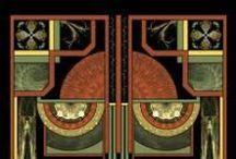 Art Deco, Erte and Like.  / The Art Deco LOOK! / by Julianne Terrell