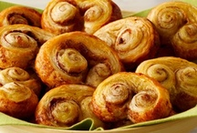 Sweet Bread, Rolls, Crepe & Muffin Recipes