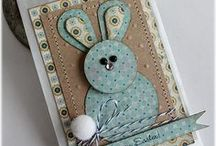 Easter Scrapbook Layouts