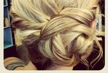 Hair Ideas / by Felicia Sawyer