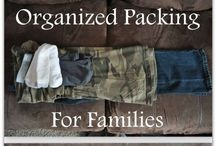 Packing / by Felicia Sawyer