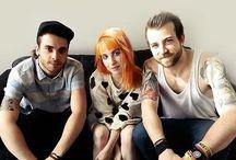 Paramore / by Austin Carlile