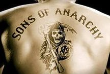 Sons Of Anarchy / by Vicky Mcguire