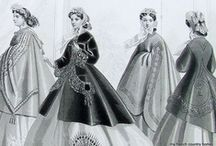 Victorian Fashion / What people wore in the Vctorian Era