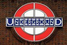 London Underground / or the Tube...