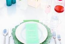 Wedding Tablescape Ideas / Wedding Tablescape Ideas & Decorations for Wedding Receptions