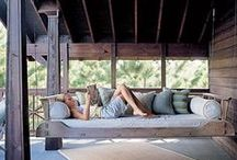 Porches / by Vicky Mcguire