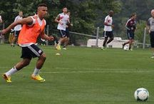 Revving Up: Training Pics 2013 / New England Revolution Training Photos / by NE Revolution